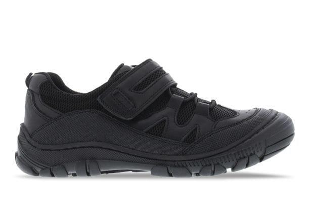 Skobi's Lewis athletic school shoe has been specifically engineered to address the needs of the...