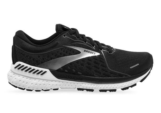 The Brooks Adrenaline GTS 21 presents a new wave of stability technology. The reliable trainer features...