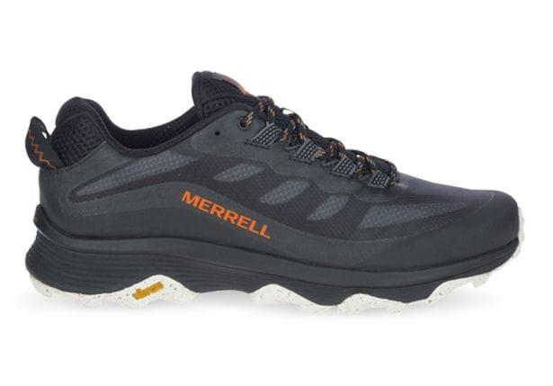 The Merrell Moab Speed is a lightweight, durable, and hybrid designed hiking shoe, built to take you...