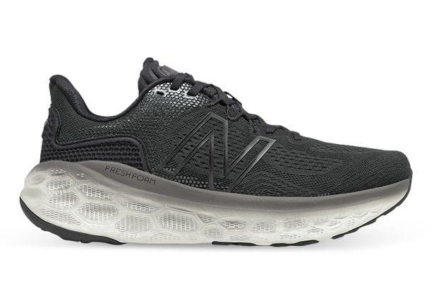 Run comfortably, and experience a new level of softness in the New Balance Fresh Foam X More Version 3.