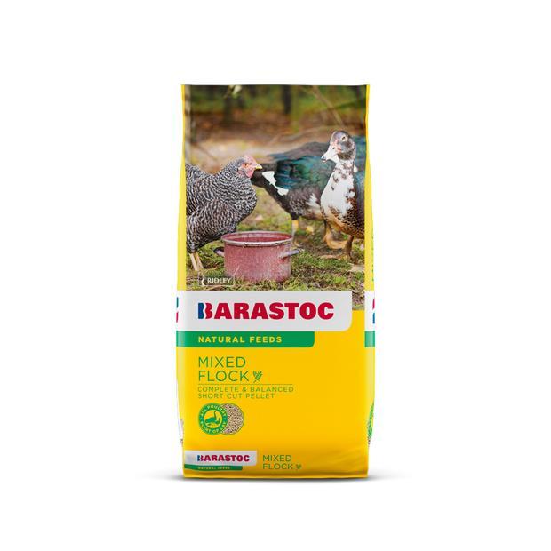Barastoc Mixed Flock 20kg Pet: Bird Category: Bird Supplies  Size: 20kg  Rich Description: Barastoc has...