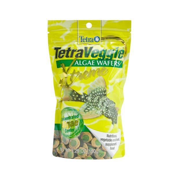 Tetra Algae Veggie Wafers Extreme 60g Pet: Fish Category: Fish Supplies  Size: 0.1kg  Rich Description:...