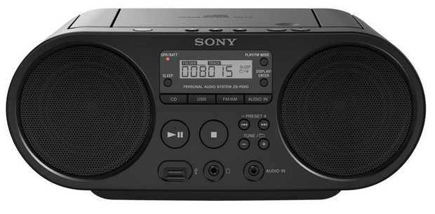 4W RMS output power Integrated AM/FM radio tuner USB playback CD/CD-R playback Preset three stations...