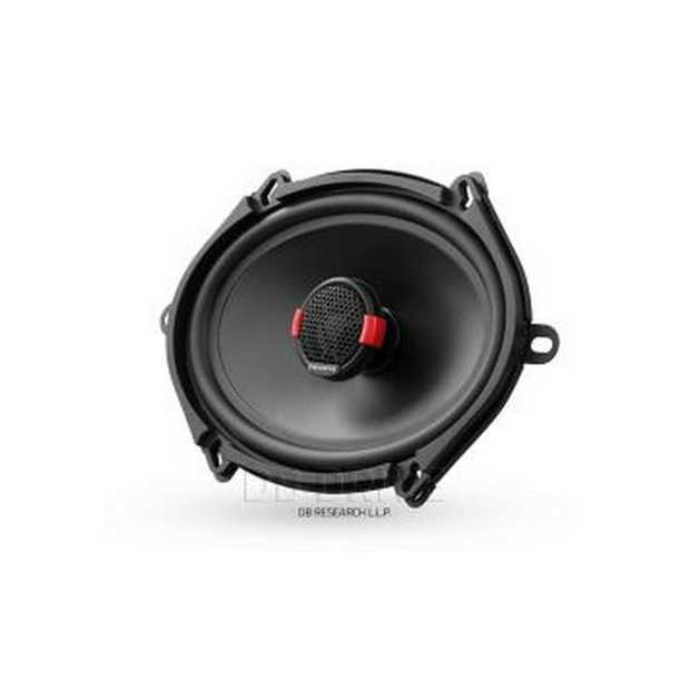 "S575 x 7"" Coaxial Speakers / 65 Watts RMSFeatures:5 x 7 2-Way13mm PEI Dome TweeterNeodymium..."