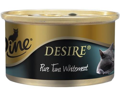 Dine Desire Cat Food, Pure Tuna Whitemeat, 85gDine Desire is handmade using quality ingredients. This...