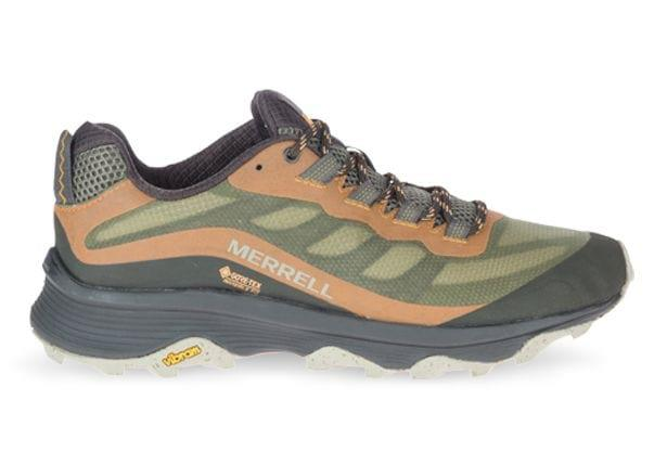 The Merrell Moab Speed Gore-Tex is a lightweight, durable, and hybrid designed hiking shoe, built to...