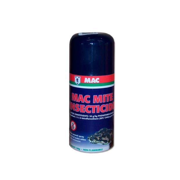 Mac Mite Spray 100g Pet: Reptile Category: Reptile & Amphibian Supplies  Size: 0.2kg  Rich Description:...