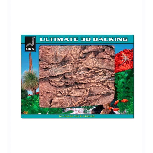 Urs Ultimate 3d Backing Canyon Each Pet: Reptile Category: Reptile & Amphibian Supplies  Size: 1kg...