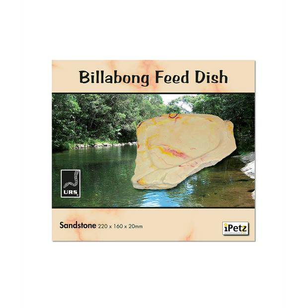 Urs Billabong Feed Dish Stone Each Pet: Reptile Category: Reptile & Amphibian Supplies  Size: 0.5kg...