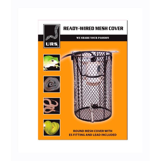 Urs Ready Wired Mesh Cover Each Pet: Reptile Category: Reptile & Amphibian Supplies  Size: 0.7kg  Rich...
