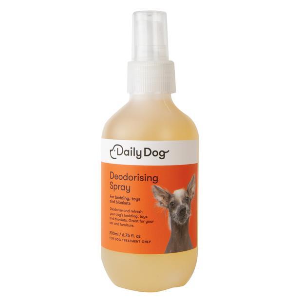 Daily Dog Deodorising Spray 200ml Pet: Dog Category: Dog Supplies  Size: 0.2kg  Rich Description: Daily...