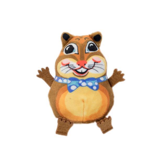 Fuzzu Cat Tea Cups Chipmunk Toy Each Pet: Cat Category: Cat Supplies  Size: 0kg  Rich Description:...