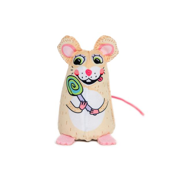 Fuzzu Cat Sweet Baby Mice Lolli Mouse Toy Each Pet: Cat Category: Cat Supplies  Size: 0kg  Rich...