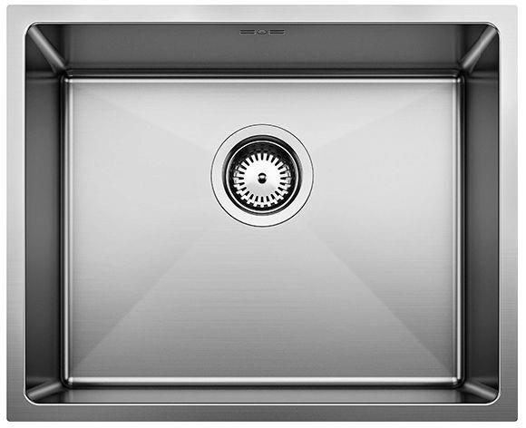 40L Bowl Capacity Designer wastes Inset or Undermount Installation Engineered in Germany 18/10 Surgical...