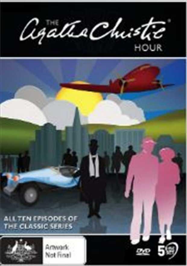 Agatha Christie Hour - The Complete Series DVD      The Agatha...
