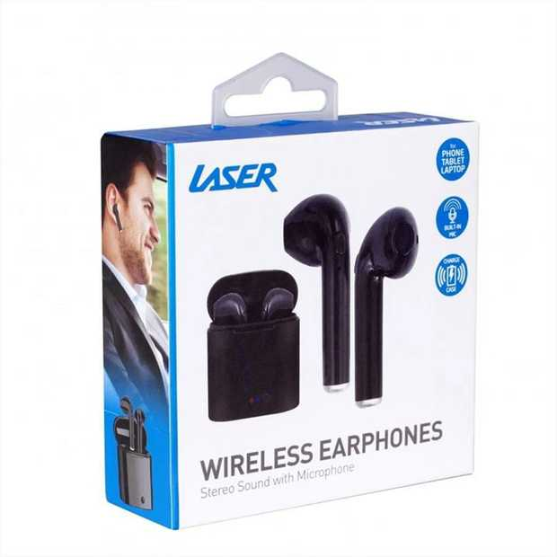 Tired of the annoying mess created by wired earphones when you are walking the dog, jogging, or...