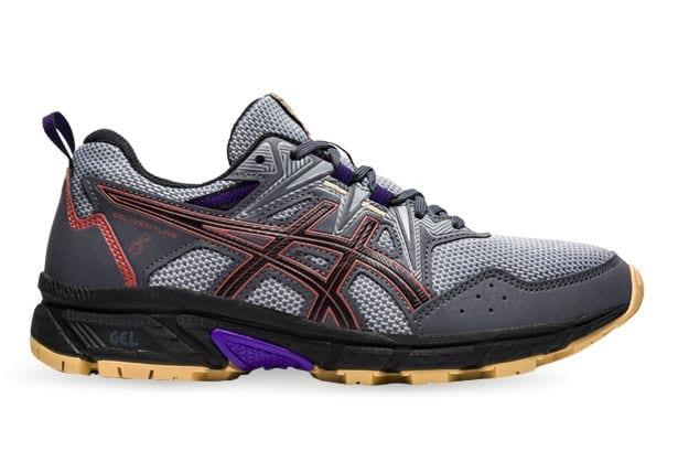 The Asics Gel Venture 8 is a performance trail runner, designed with outdoor specific protection.