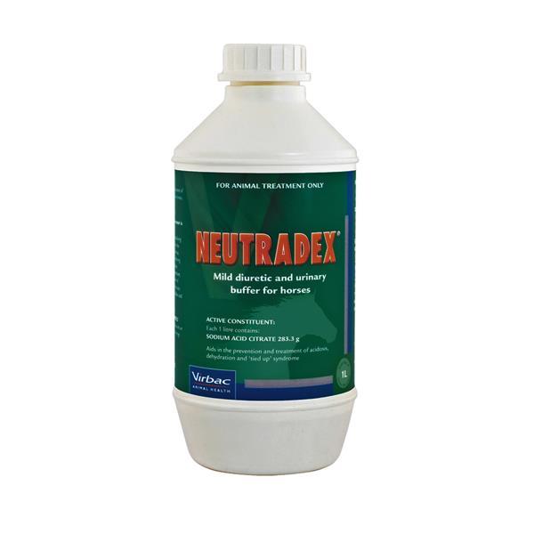 Neutradex 1L Pet: Horse Size: 1.1kg  Rich Description: na