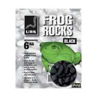Urs Frog Rocks Black 6kg Pet: Reptile Category: Reptile & Amphibian Supplies  Size: 6.1kg  Rich...