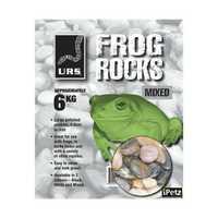 Urs Frog Rocks Mixed 6kg Pet: Reptile Category: Reptile & Amphibian Supplies  Size: 6.1kg  Rich...