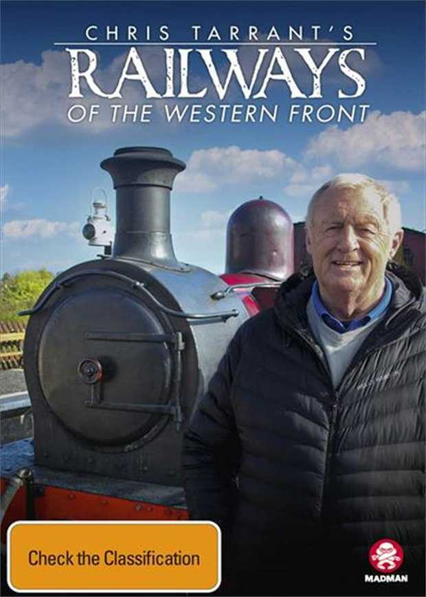 Chris Tarrant reveals the role of the rail in the devastation of the Great WarA hundred years ago, the...