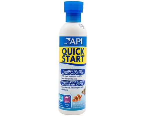 API QUICK START 237ML  AMMONIA & NITRITE LIMITINGQuick Start is a heaven sent for those who...