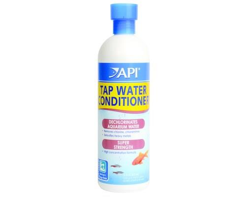 API TAPWATER CONDITIONER 473MLThis water conditioner instantly removes chlorine and heavy metals found...