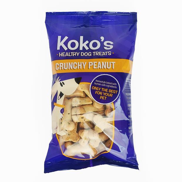 Kokos Crunchy Peanut Dog Treats 300g Pet: Dog Category: Dog Supplies  Size: 0.3kg  Rich Description:...