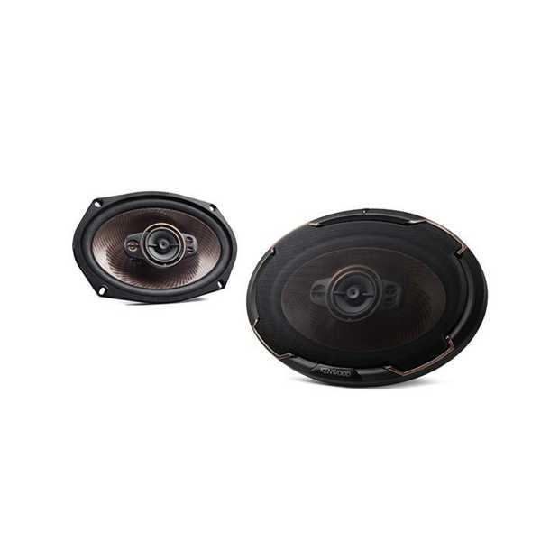 Specifications: Speaker Tech-Spec: KFC-PS6996EX Peak Input Power: 700W RMS Input Power: 160W Size: 6 x...