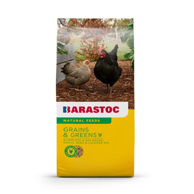 Barastoc Grains And Greens 20kg Pet: Bird Category: Bird Supplies  Size: 20kg  Rich Description:...