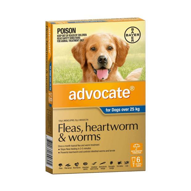 Advocate Dog Extra Large Blue 6 Pack Pet: Dog Category: Dog Supplies  Size: 0.2kg  Rich Description:...