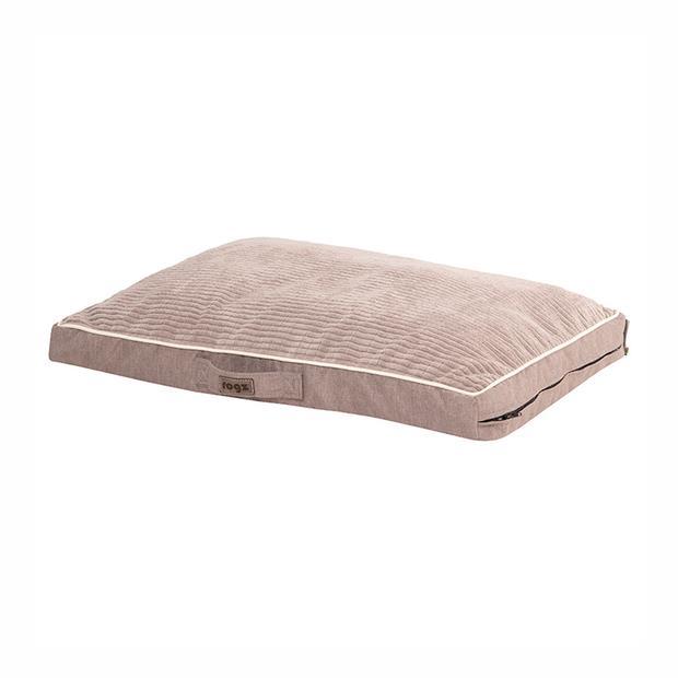 Rogz Bed Flat Pod Natural Xlarge Pet: Dog Category: Dog Supplies  Size: 3.7kg Colour: Beige  Rich...