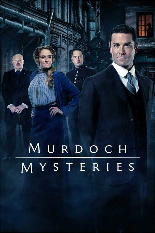 Murdoch Mysteries - Series 14 DVD         Forensic sleuthing in the age...