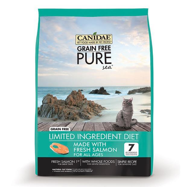 Canidae Cat Grain Free Pure Sea 2.27kg Pet: Cat Category: Cat Supplies  Size: 2.3kg  Rich Description:...