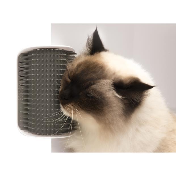 Catit Senses Self Groomer Each Pet: Cat Category: Cat Supplies  Size: 0.1kg  Rich Description: Catit...