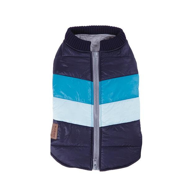 Kazoo Jacket Vovo Puffer Sky Medium Pet: Dog Category: Dog Supplies  Size: 0.3kg Colour: Blue  Rich...