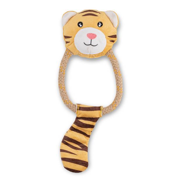 Beco Dual Material Tiger Medium Pet: Dog Category: Dog Supplies  Size: 0.1kg  Rich Description: Beco...