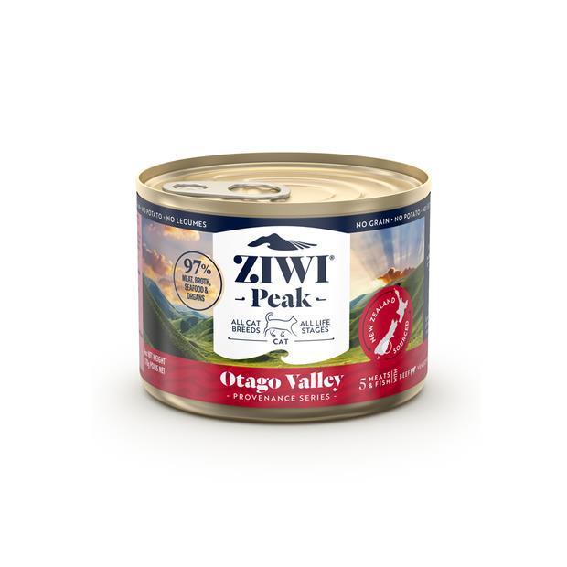 Ziwi Peak Provenance Otago Valley Wet Cat Food 12 X 170g Pet: Cat Category: Cat Supplies  Size: 2kg...