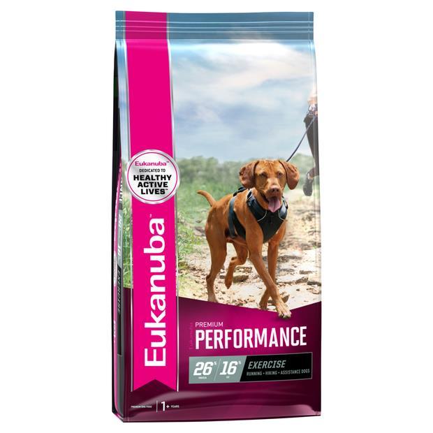 Eukanuba Premium Performance Exercise Adult Dry Dog Food 15kg Pet: Dog Category: Dog Supplies  Size:...