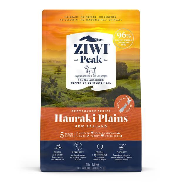 Ziwi Peak Provenance Hauraki Plains Dog Food 900g Pet: Dog Category: Dog Supplies  Size: 1kg  Rich...