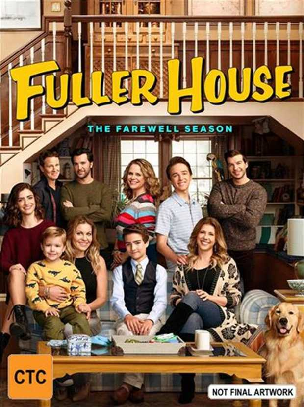 Fuller House - Season 5 DVD       There's a...
