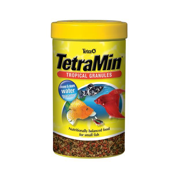 Tetra Small Fish Granules 34g Pet: Fish Category: Fish Supplies  Size: 0kg  Rich Description: Suitable...