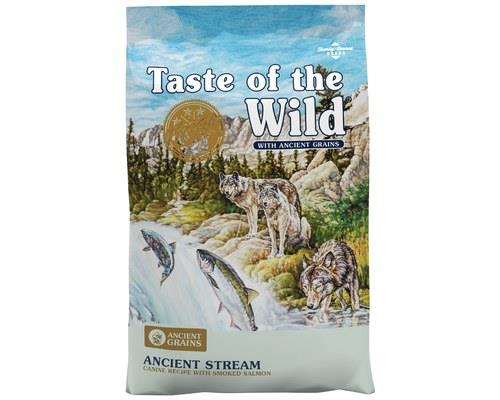 TASTE OF THE WILD ANCIENT GRAINS ANCIENT STREAM DOG FOOD 2.26KGSatisfying your dog's instinctual...