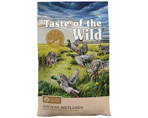 TASTE OF THE WILD ANCIENT GRAINS ANCIENT WETLANDS DOG FOOD 12.7KGSatisfying the cravings that your dog...