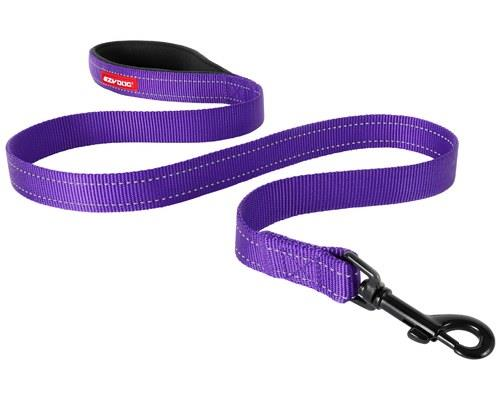 EZYDOG LEASH ESSENTIAL 72 PURPLEThere's a handle at one end, a clip at the other and about 120cm worth...