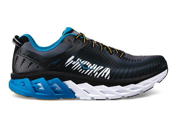 The Hoka One One Arahi is suitable for those looking for a running shoe that is light and fast with...