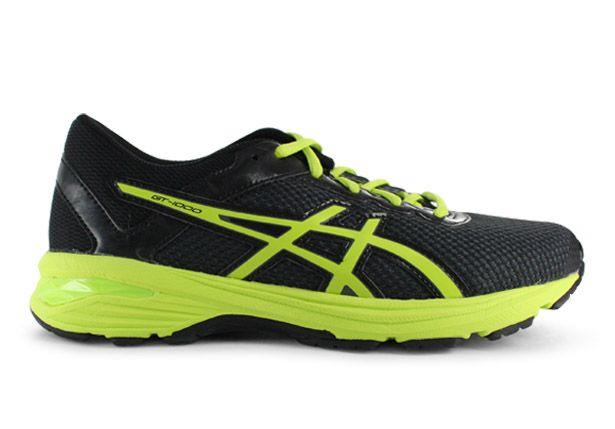 Cushioned and comfortable, the GT-1000 Grade School shoe is loaded with technical features for young...