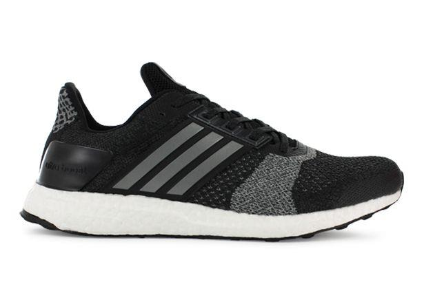 The adidas Ultra Boost ST running shoes are fit for those who require a shoe with stability features...