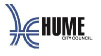 PUBLIC NOTICE   HUME CITY COUNCIL   NOTICE OF AN APPLICATION FOR PLANNING PERMIT   An application...