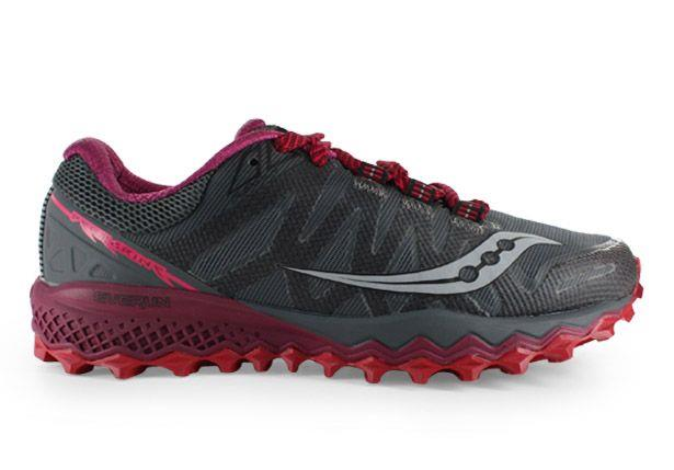 The Powertrac Outsole on Peregrine 7 has dialed in traction across a variety of terrains. With EVERUN...